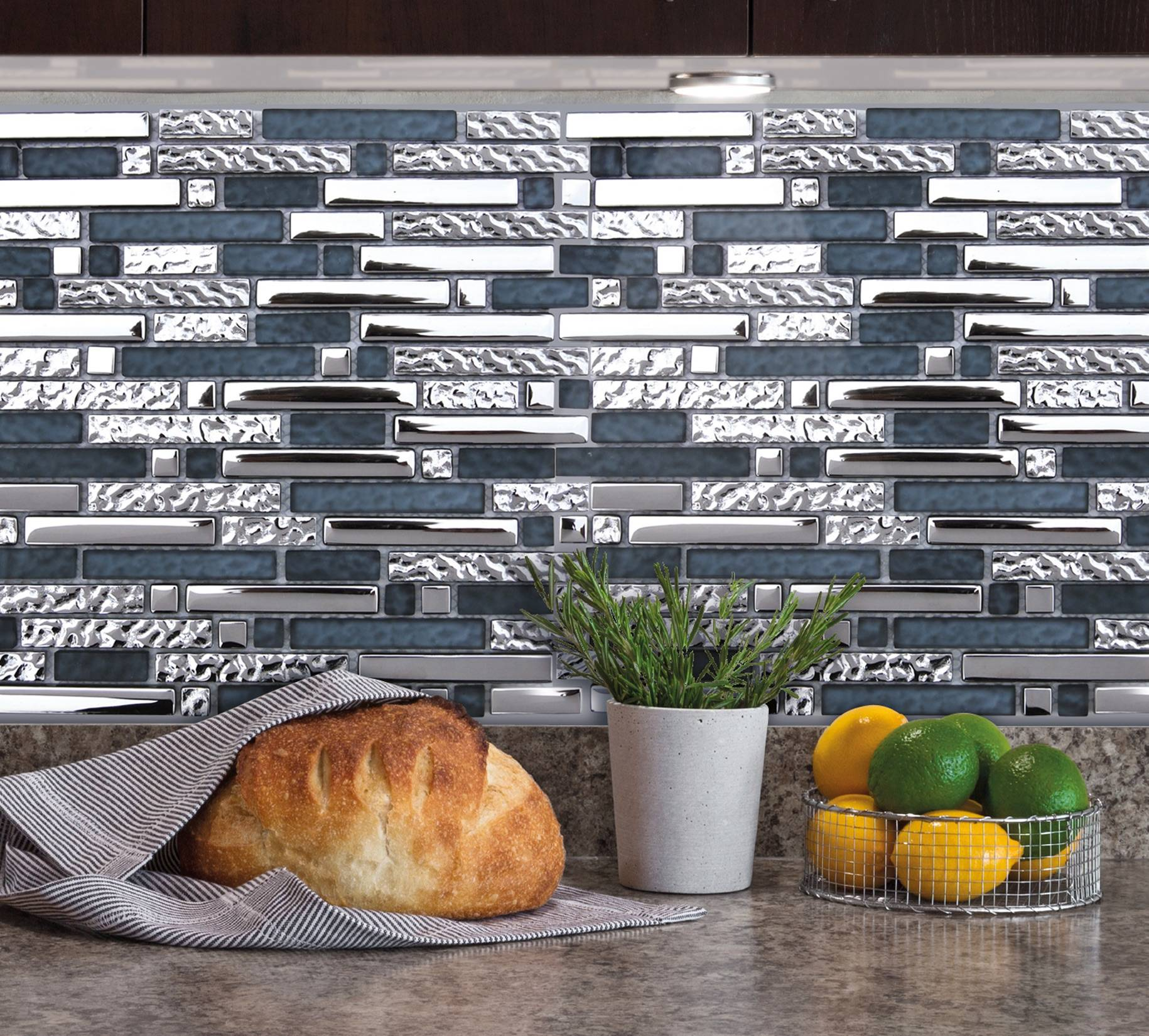 Reseller Of Fish Scale And Arabesque Mosaics In Glazed Porcelain