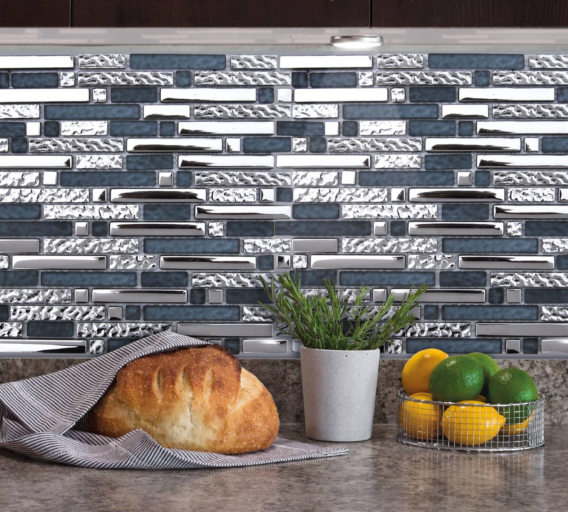 Mosaique Pour Credence Cuisine création de crédence de cuisine avec carreaux de ciment