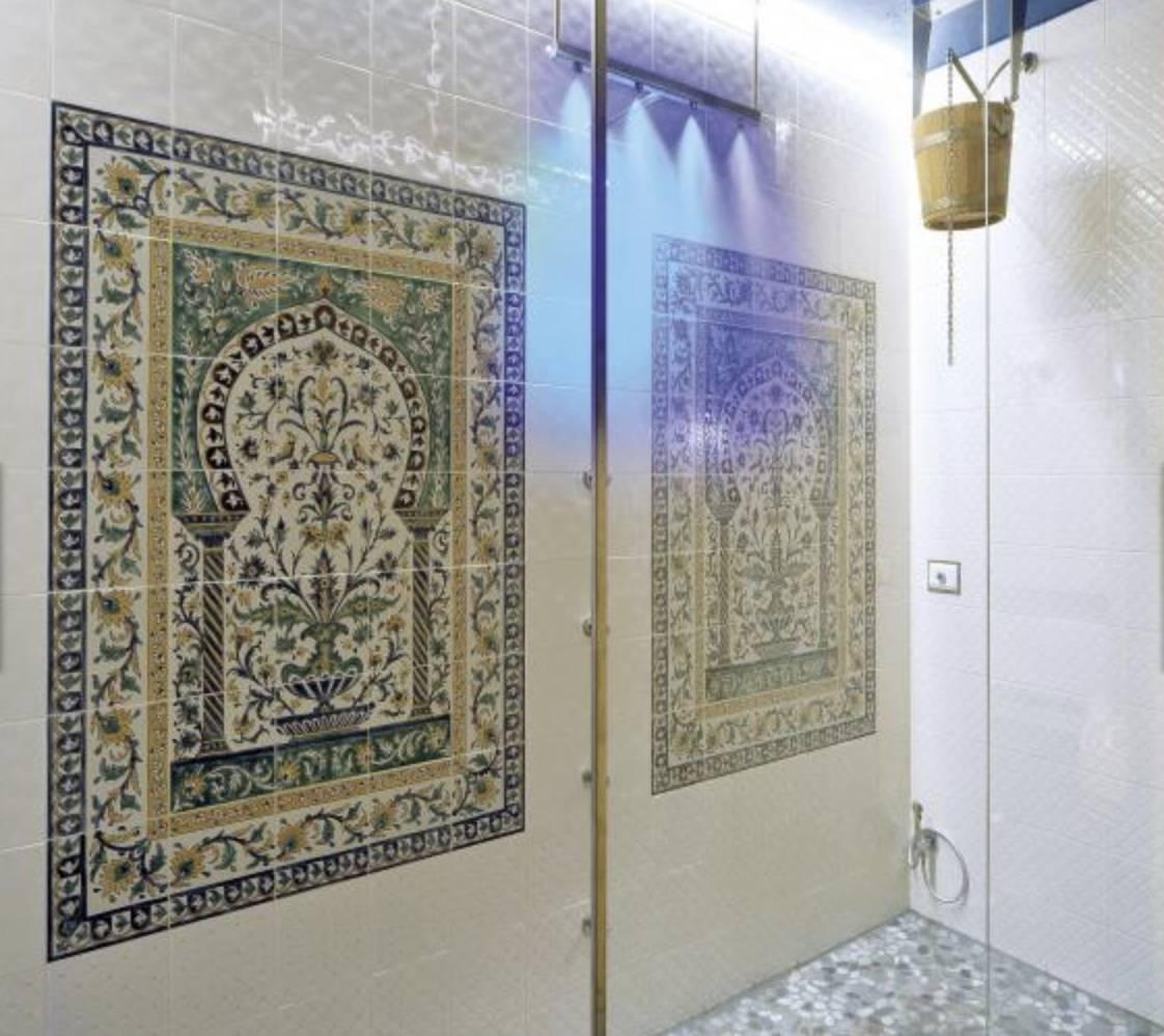 Fabricant de carrelage travertin pour salle de bain Paris ...
